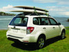 SUP Roof Rack | 2 SUP Car Rack | Removable