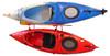 kayak rack holds 2 kayaks
