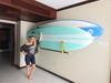 paddleboard wall storage 2 boards