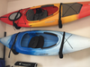 kayak wall storage rack