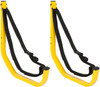 suspension strap style kayak wall mount