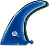 Rainbow Fins Mikey DeTemple MD2 longboard surfboard fin in multi