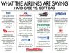 Hard vs soft ski bag
