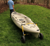 fishing kayak hand cart