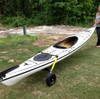 suspenz no flat tire kayak carrier