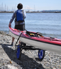 all terrain kayak carrier cart dolly