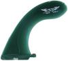 Rainbow Fin Company Wingnut Cutaway longboard surfboard fin in green