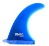 Rainbow Fin Company TK Flex longboard fin in blue