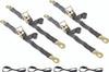 snap hook ratchet tie down straps