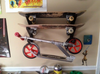 how to store skateboards on the wall