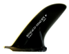 Paddleboard or SUP fin in black
