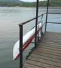 kayak dock lift rack