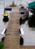 lake house kayak dock storage rack