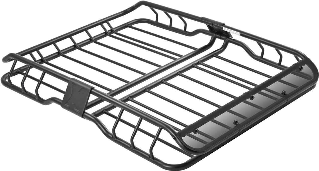 deluxe rooftop cargo basket