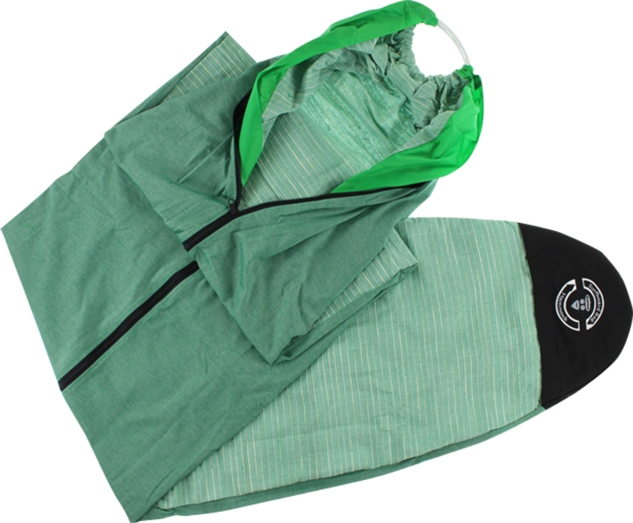 Surfboard Bag and Travel Hammock