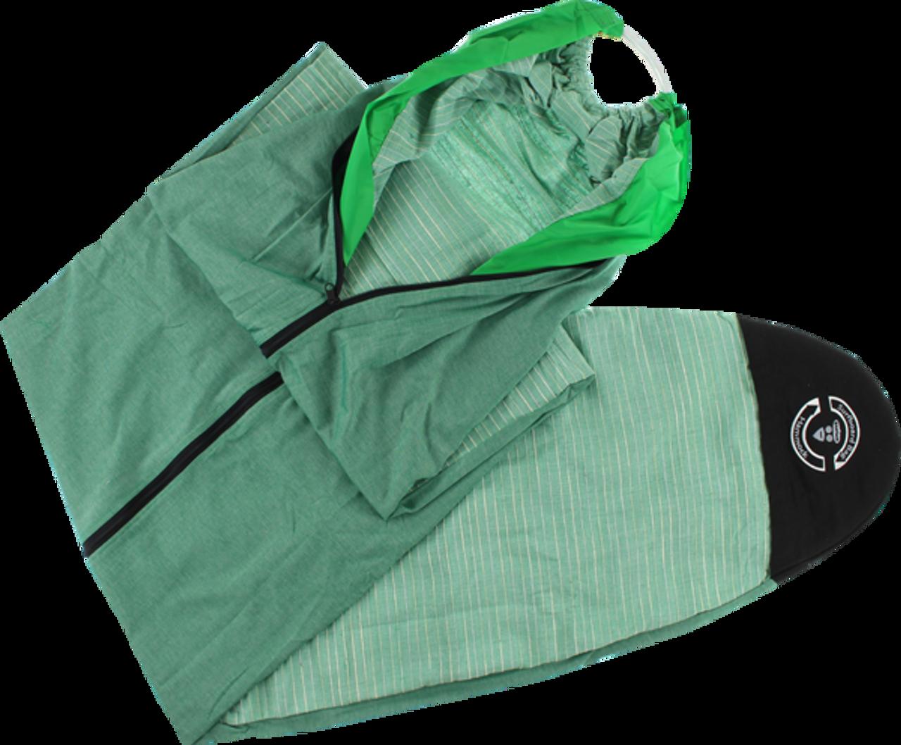 Surfboard Bag and Travel Hammock