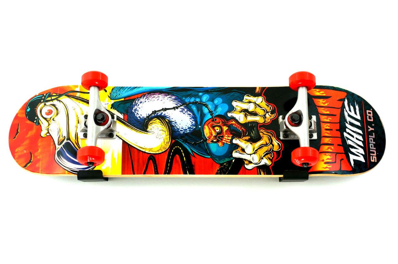 Naked Rack Skateboard Display Rack Storeyourboard Com