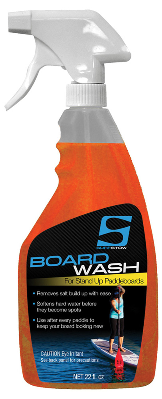 SUP board wash and cleaner