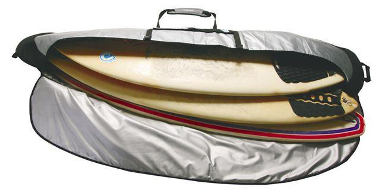 3 shortboard travel bag