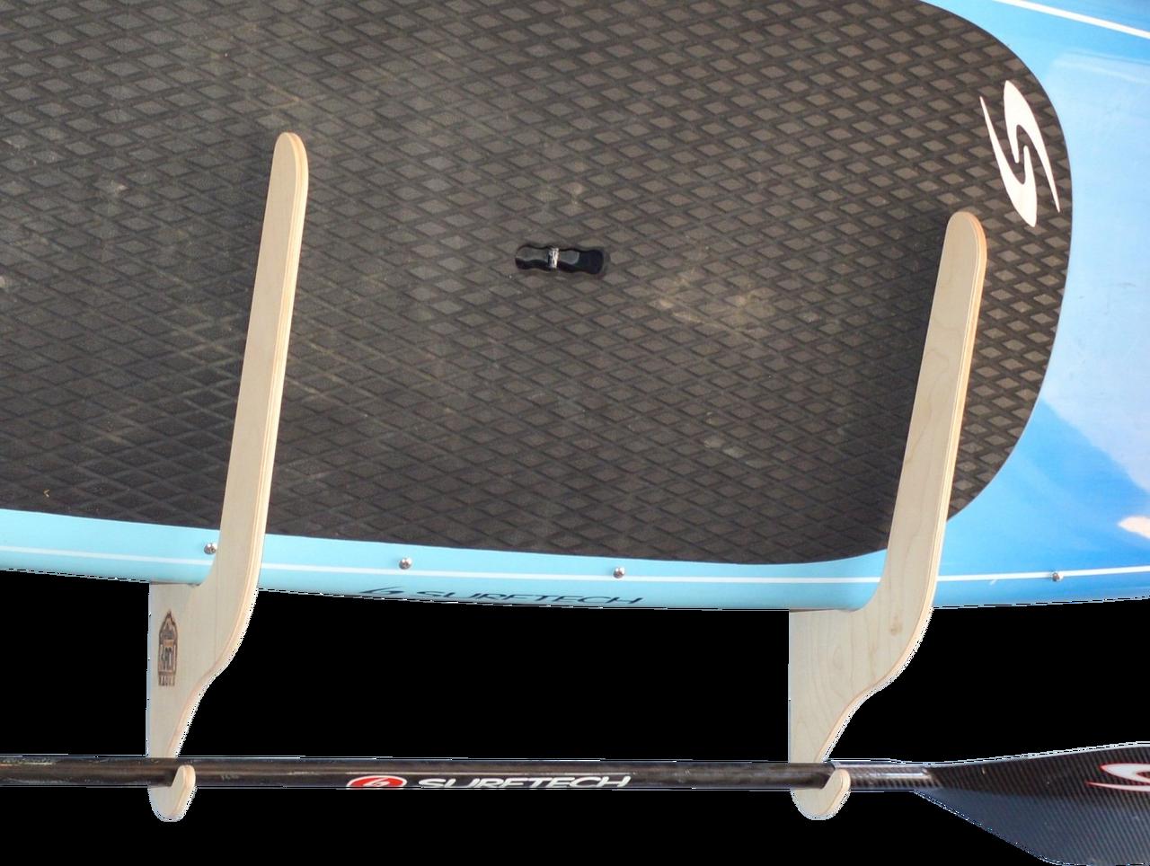 Birch SUP Wall Rack   Paddleboard Storage