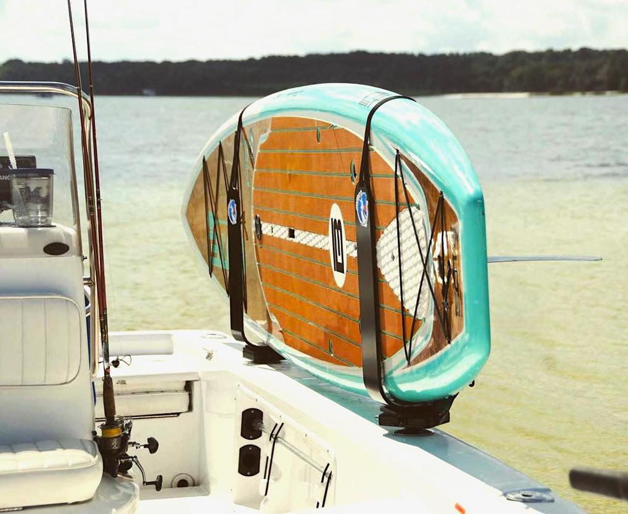 single SUP boat storage rack