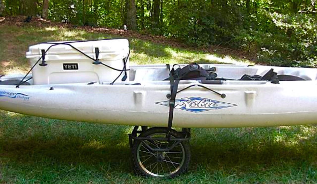 best fishing kayak cart dolly