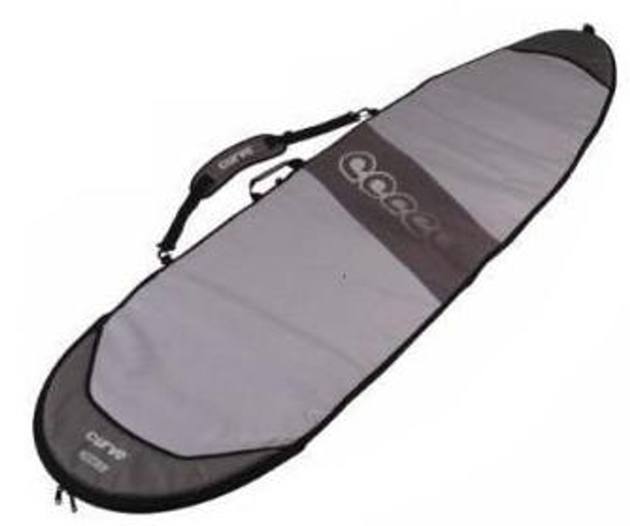 "Shortboard Surfboard Bag | Surf Thruster Cover 5'9"" to 7'6"""