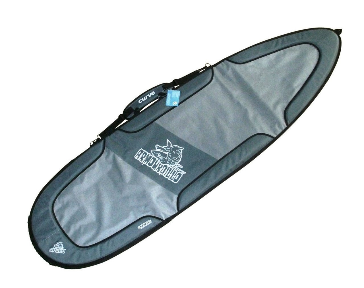 Shortboard Travel Bag | Surf Cover 6'0 to 7'6""