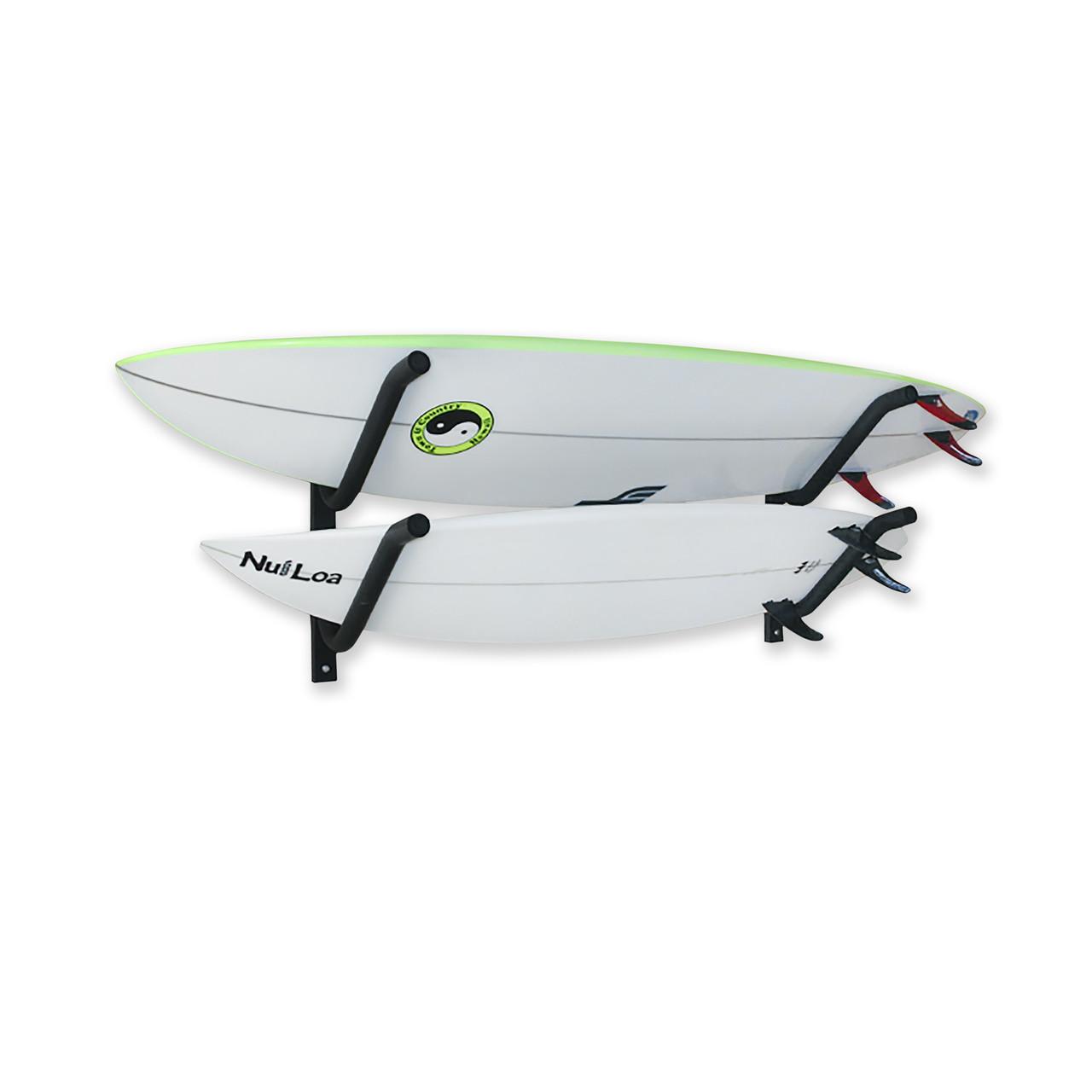 Double On-Rail Surfboard Rack | Gatekeepers