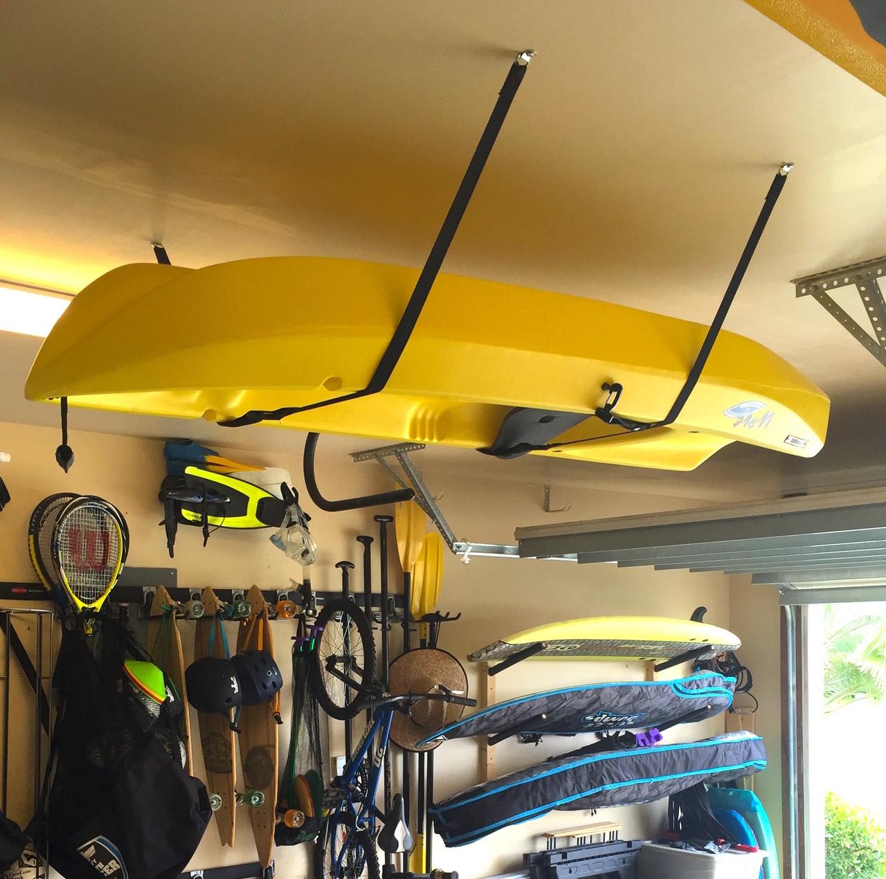 Ceiling Kayak Storage Adjustable Hi Line