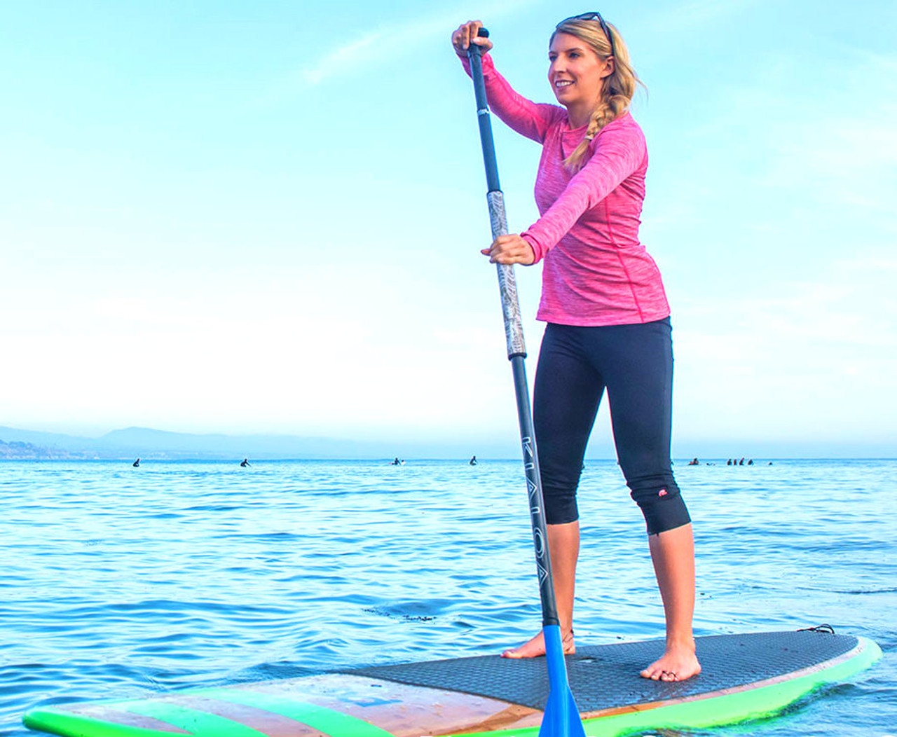 SUP Paddle Grips   Paddleboard Hand Comfort Grip