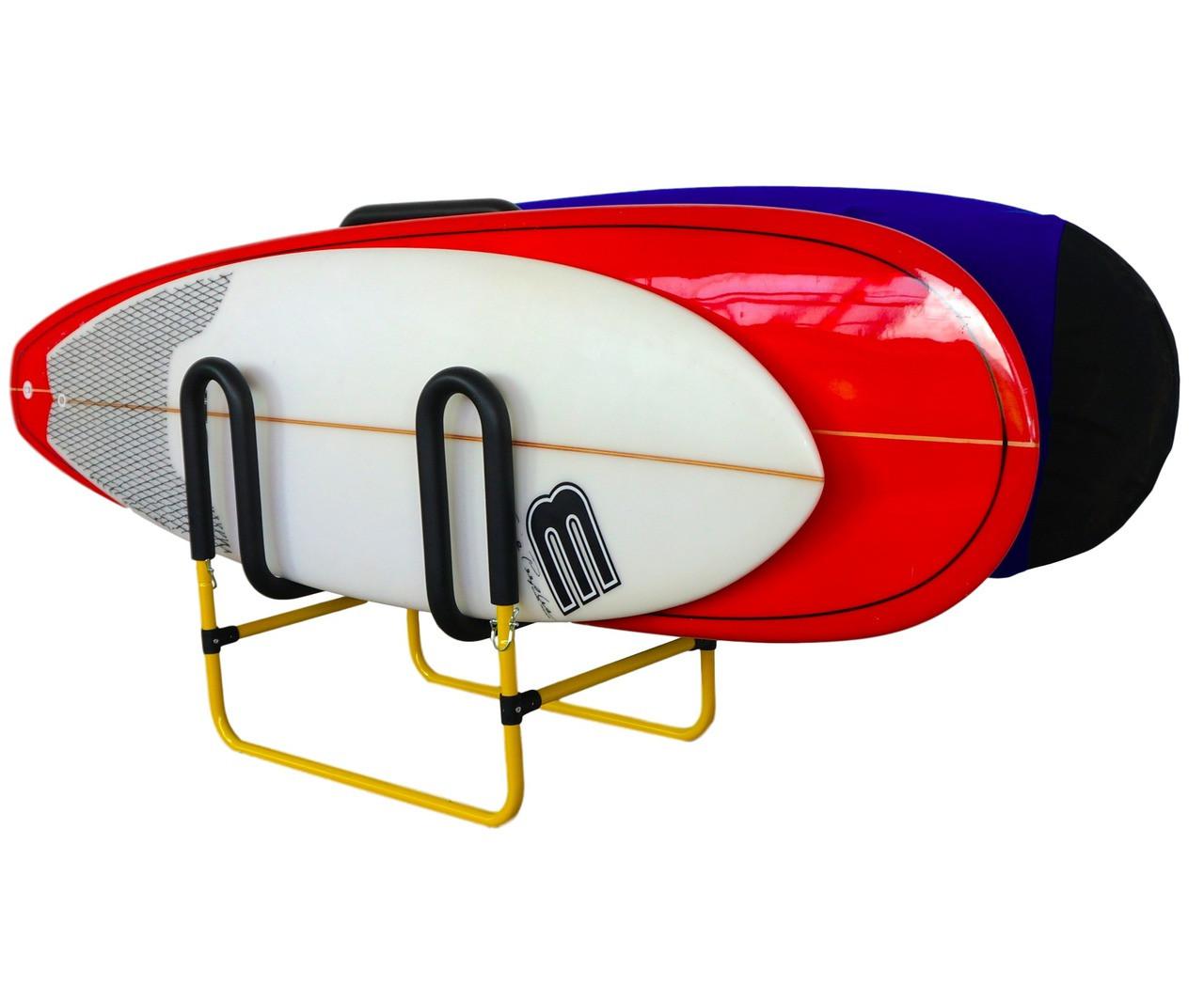 2 surfboard storage stand
