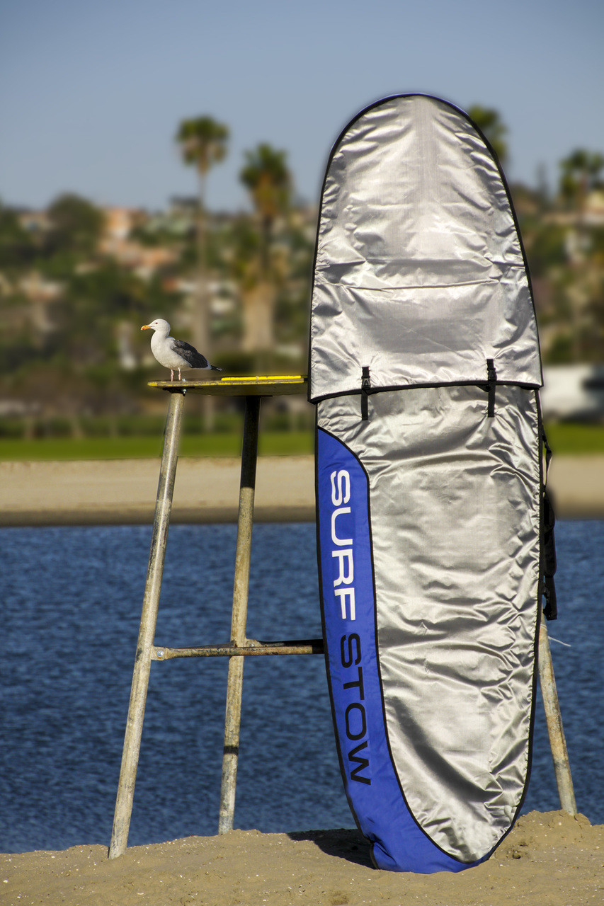 adjustable paddleboard bag