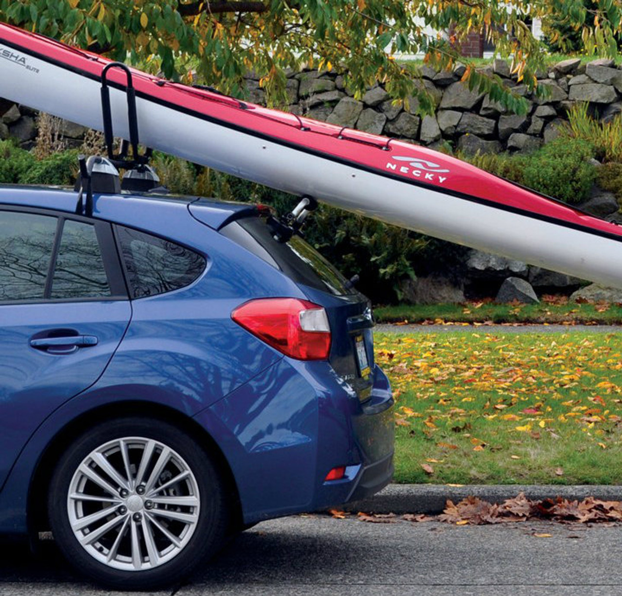 kayak lift assist for car roof racks