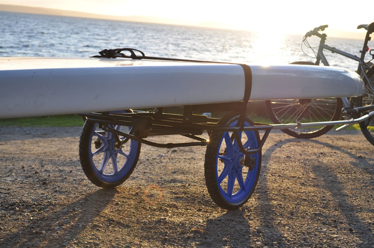 best standup paddleboard bike trailer