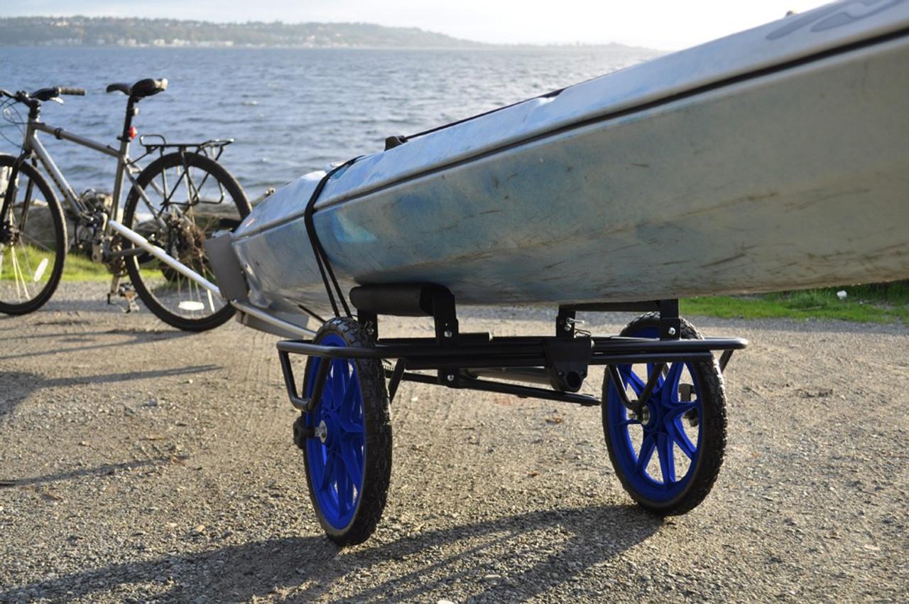 best kayak bike trailer