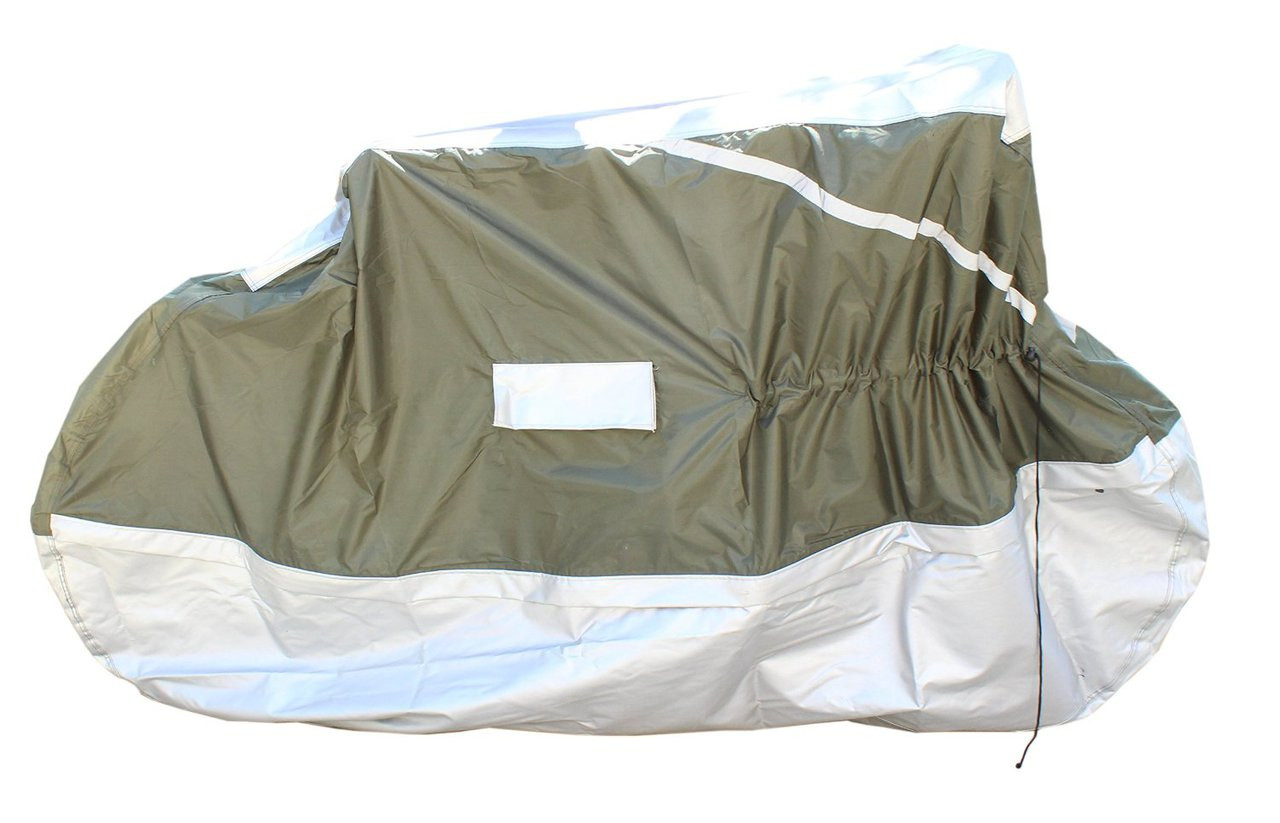 weatherproof full bicycle cover