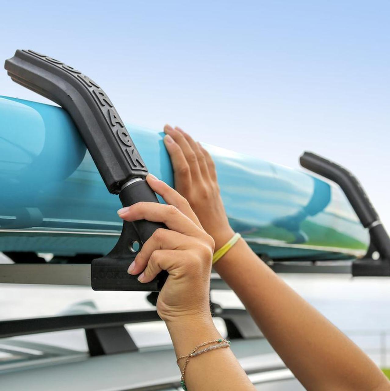Locking Single SUP Roof Rack | Adjustable Arms