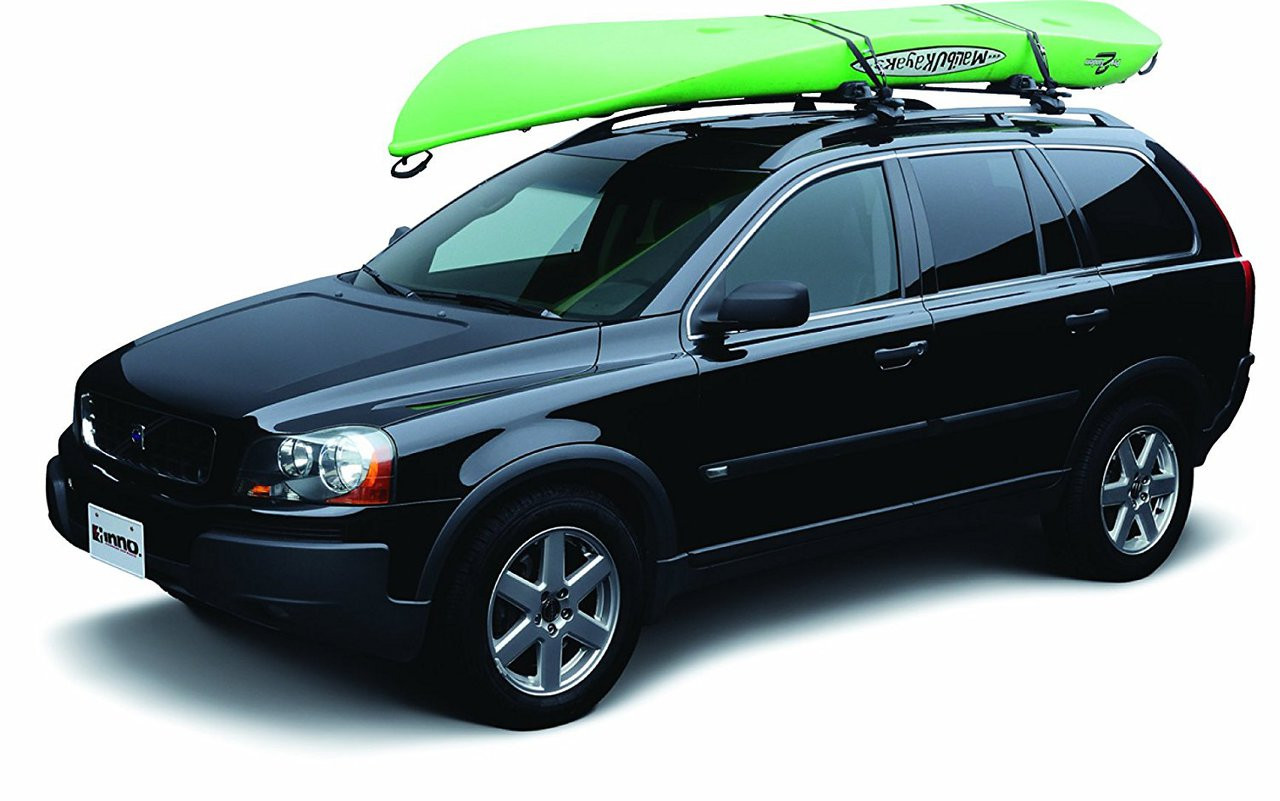 Sit On Top Kayak Roof Rack Inno Storeyourboard Com