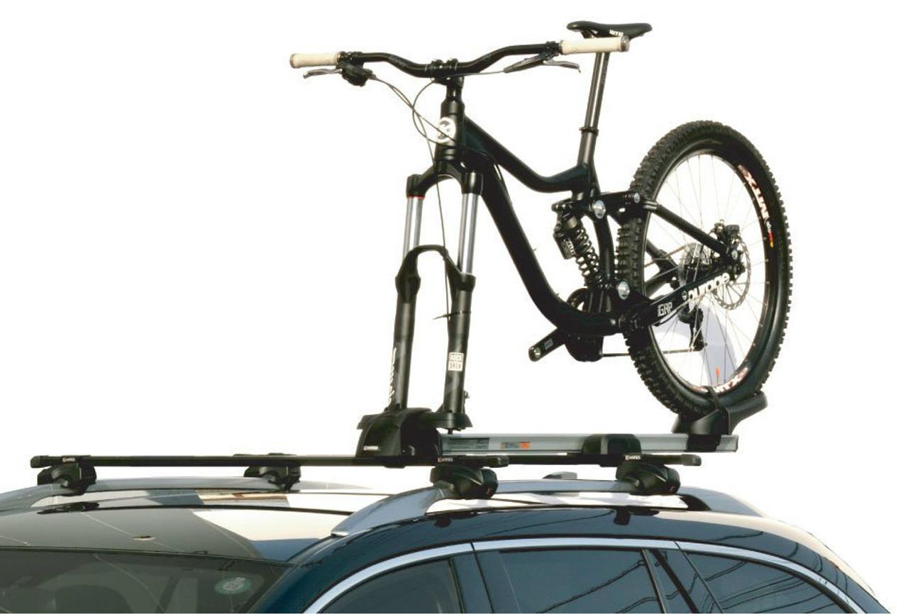 Adjustable Fork Mount Roof Rack For Bikes Inno