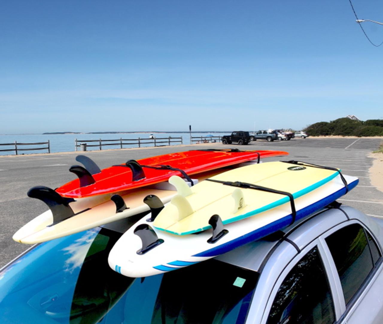 Surfboard Universal Car Rack | Double Board Soft Rack