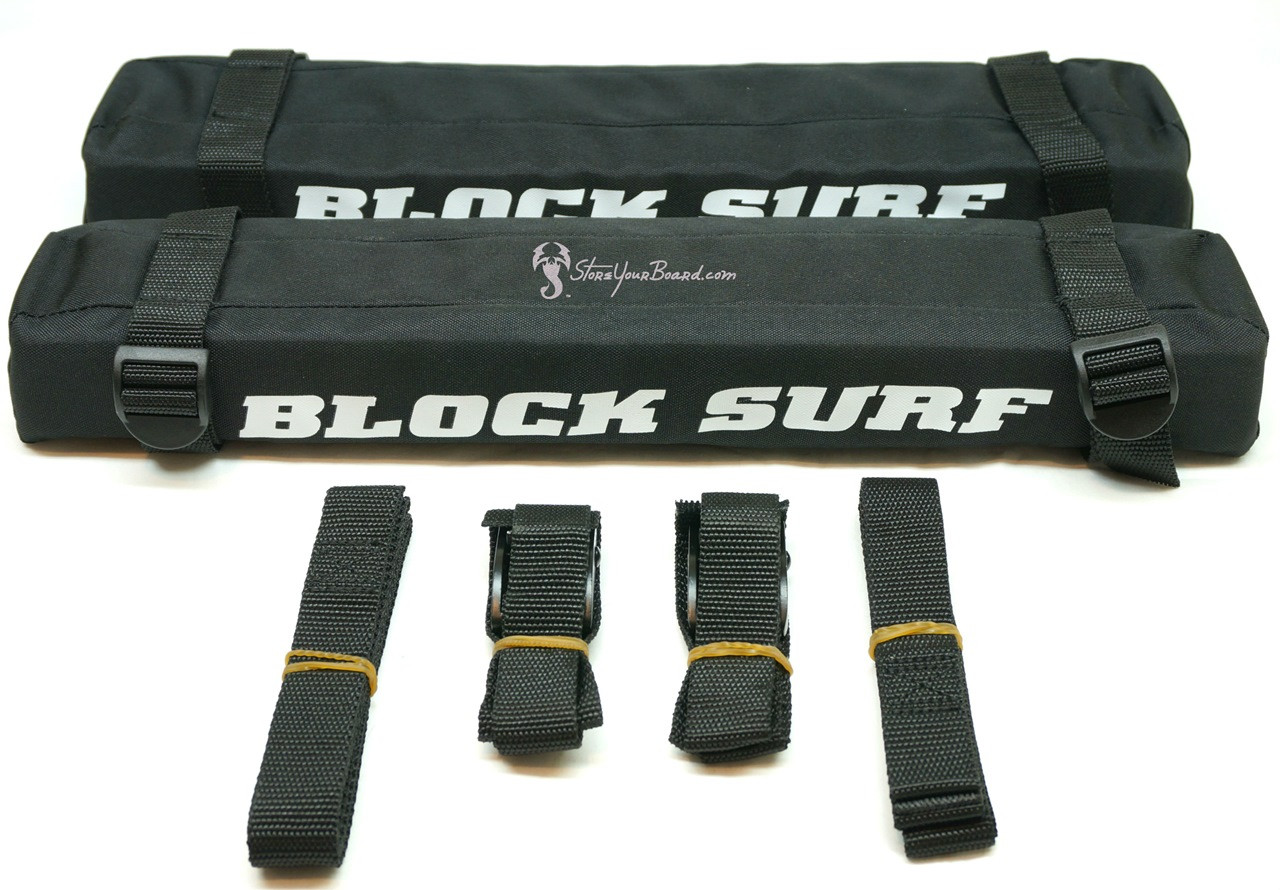 surfboard pads for cars and trucks with a rack already