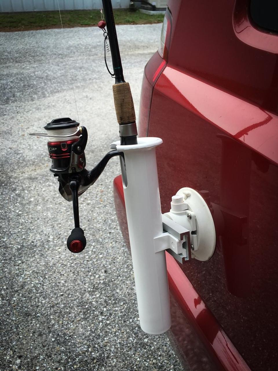 best suction mount fishing rod holder