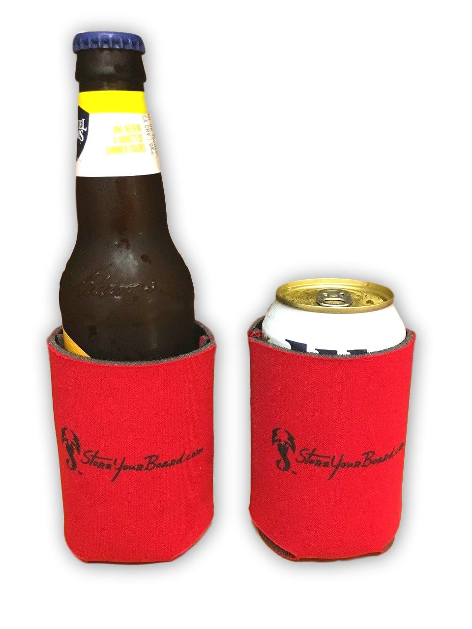 StoreYourBoard Logo Koozie | Drink Koozie