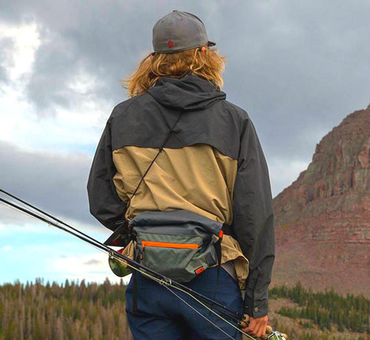 Waterproof Waist and Shoulder Pack | Downriver 7 Liter | Chums