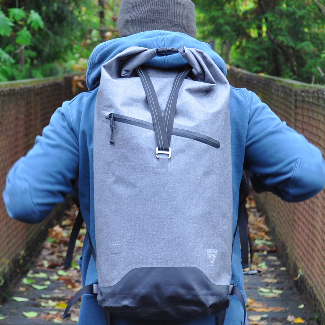 best waterproof backpack for hiking biking camping