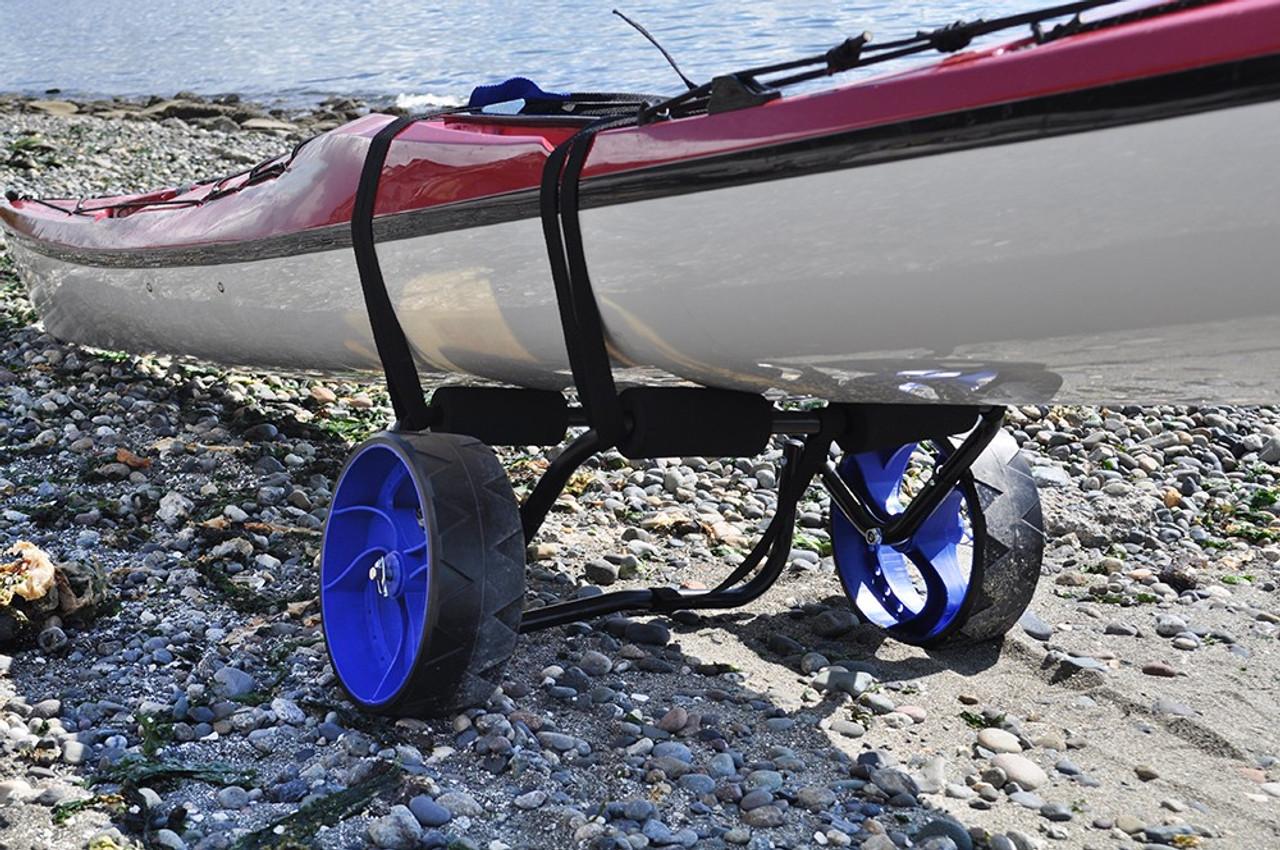 Kayak and Canoe Cart | Center Mount  | Nemo Extremo