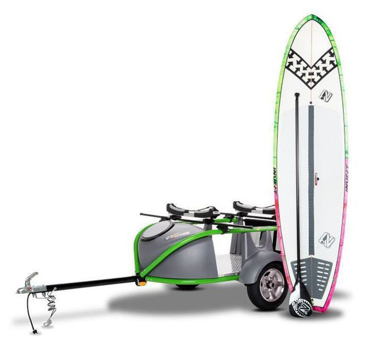 car truck SUV trailer for paddleboards