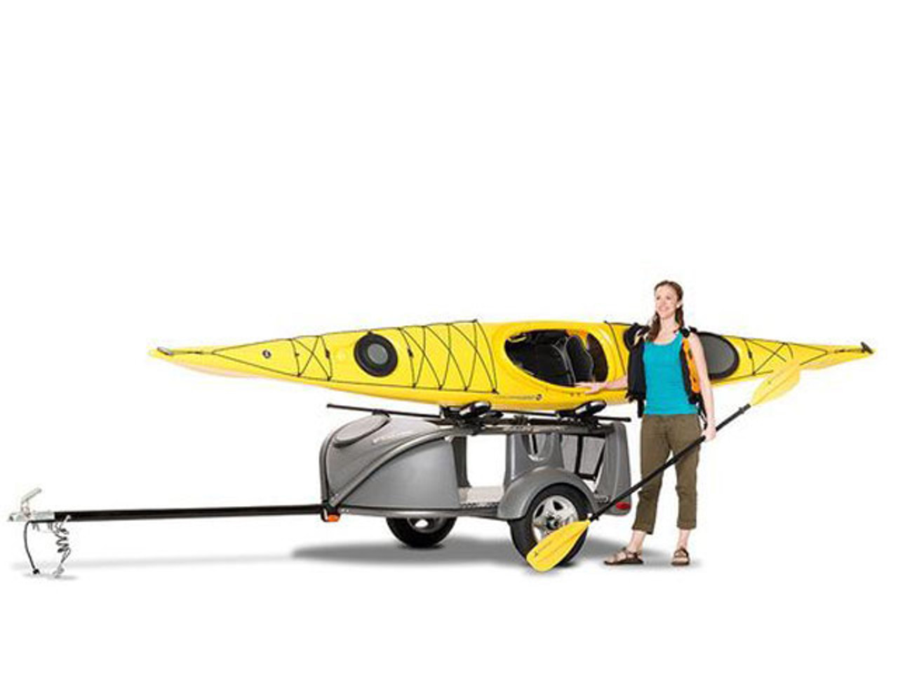 best car truck SUV kayak trailer
