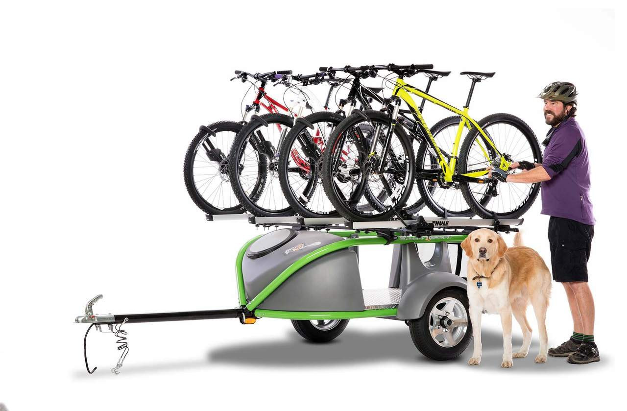 best car truck SUV bike trailer
